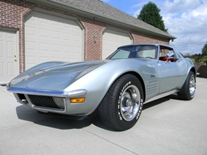 1971 Chevy Corvette Stingray
