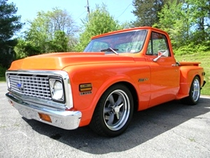 1972 GMC Step side Truck (Sold)