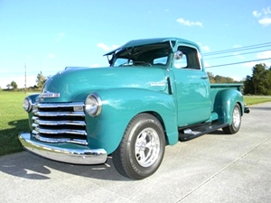 1948 Chevy Thrift Master pick up