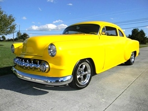 1953 Chevy 210 Custom