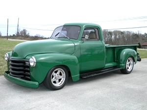 1948 Chevy Pick up long bed