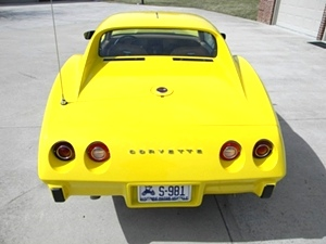 1975 Chevy Corvette