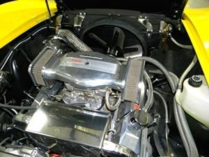 1975 Chevy Corvette