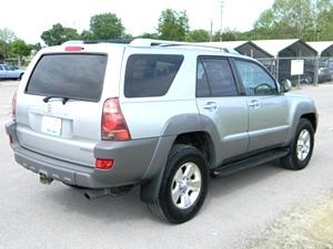2003 Toyota 4 Runner 4x4