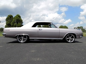 1965 Chevy Malibu Convertible