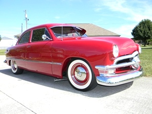 1950 Ford 2 Door Sedan