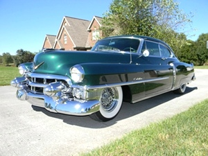 1953 Cadillac Series 62 Sport Coupe