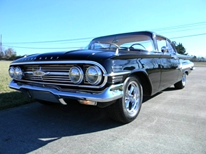 1960 Chevy Impala 2dr Sports Coupe