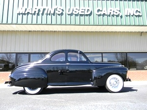 1941 Ford Deluxe Coupe