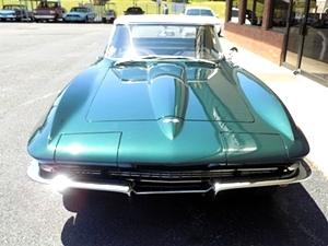 1967 Chevy Corvette Stingray Convertible