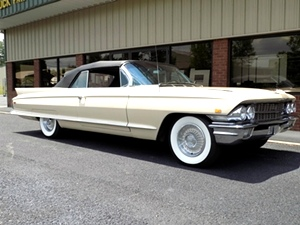 1962 Cadillac 62 Series Convertible Coupe