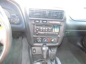 2002 Chevy Camaro SS Convertible
