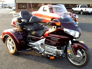2006 Honda Goldwing Trike
