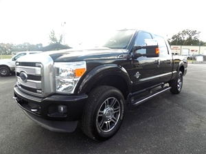 2014 Ford F-250 Platinum