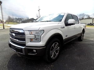 2015 Ford F-150 Crew Cab King Ranch